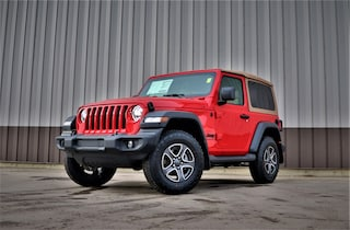 New 2020 Jeep Wrangler Black and Tan Edition SUV for Sale in Hinton