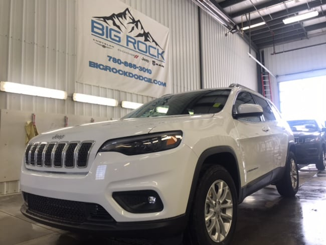 New 2019 Jeep New Cherokee North SUV For Sale/Lease Honton, AB