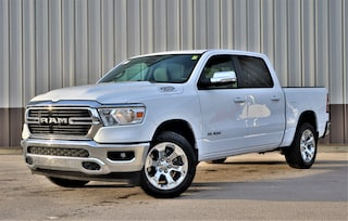 New 2021 Ram 1500 Big Horn Truck Crew Cab for Sale in Hinton