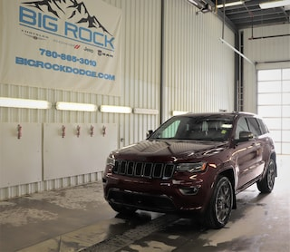 New 2021 Jeep Grand Cherokee 80th Anniversary Edition 4x4 for Sale in Hinton