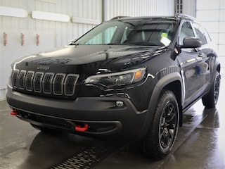 New 2021 Jeep Cherokee Trailhawk Elite 4x4 for Sale in Hinton