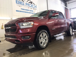 New 2019 Ram All-New 1500 Big Horn Truck Crew Cab for Sale in Hinton
