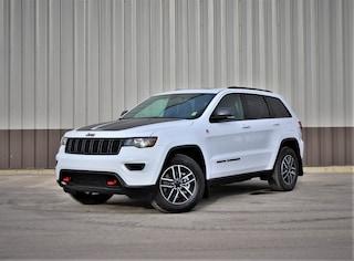New 2021 Jeep Grand Cherokee Trailhawk SUV for Sale in Hinton