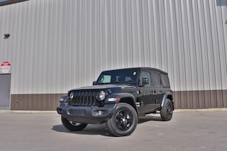 New 2020 Jeep Wrangler Unlimited Sport S SUV for Sale in Hinton
