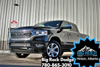 New 2020 Ram 1500 Limited Truck Crew Cab for Sale in Hinton