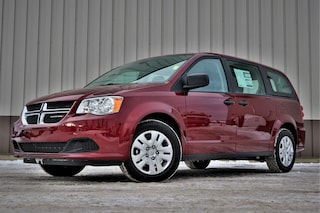 New 2019 Dodge Grand Caravan Canada Value Package Van for Sale in Hinton