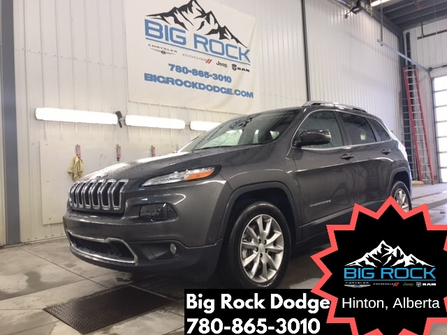 2018 Jeep Cherokee Limited|Remote Start|Backup Camera|Bluetooth|And M SUV