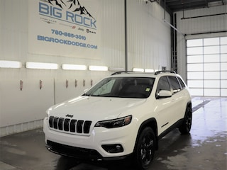 New 2021 Jeep Cherokee Altitude 4x4 for Sale in Hinton