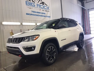 New 2019 Jeep Compass Trailhawk SUV for Sale in Hinton