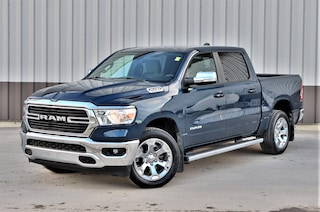New 2021 Ram 1500 Big Horn 4x4 Crew Cab 144.5 in. WB for Sale in Hinton