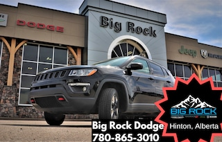 Used 2018 Jeep Compass Trailhawk|Backup Camera|Uconnect|And Much More... SUV for Sale in Hinton