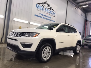 New 2019 Jeep Compass Sport SUV for Sale in Hinton