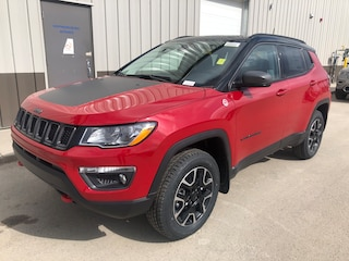 New 2020 Jeep Compass Trailhawk SUV for Sale in Hinton