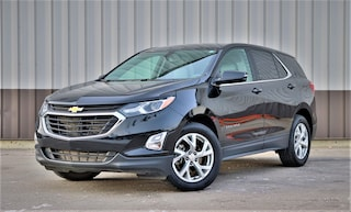 Used 2018 Chevrolet Equinox LT SUV for Sale in Hinton