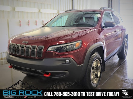 2020 Jeep Cherokee Trailhawk SUV | One Owner | No Reported Accidents | A/C | 4-