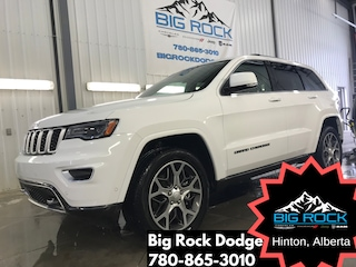 Used 2018 Jeep Grand Cherokee Limited SUV for Sale in Hinton