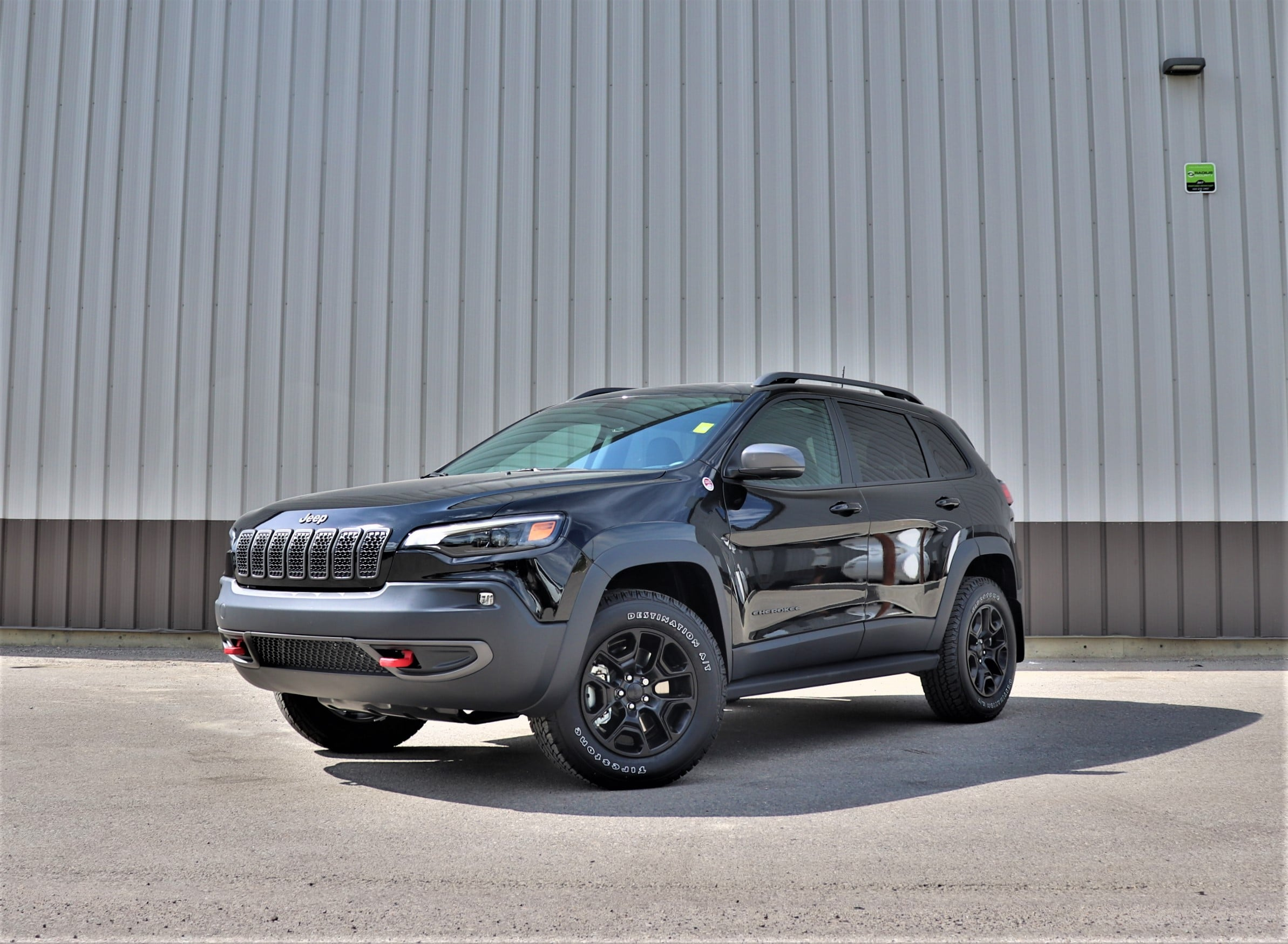 New 2020 Jeep Cherokee Trailhawk For Sale Lease Hinton Ab Stock 20111