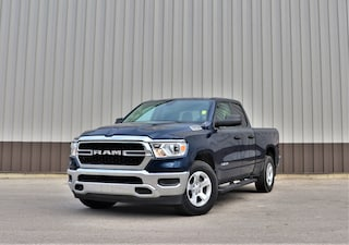 New 2019 Ram All-New 1500 Tradesman Truck Quad Cab for Sale in Hinton