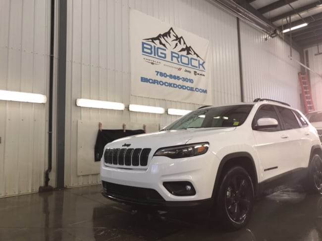 New 2019 Jeep New Cherokee Altitude SUV For Sale/Lease Honton, AB