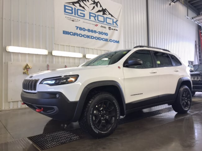 New 2019 Jeep New Cherokee Trailhawk SUV For Sale/Lease Honton, AB