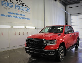 New 2021 Ram 1500 Built to Serve 4x4 Crew Cab 144.5 in. WB for Sale in Hinton