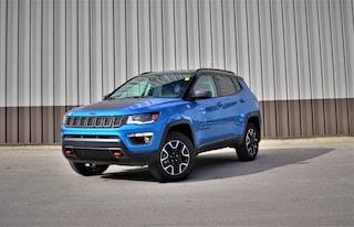 New 2021 Jeep Compass Trailhawk Elite SUV for Sale in Hinton