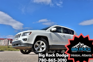 Used 2016 Jeep Compass Sport/North SUV for Sale in Hinton