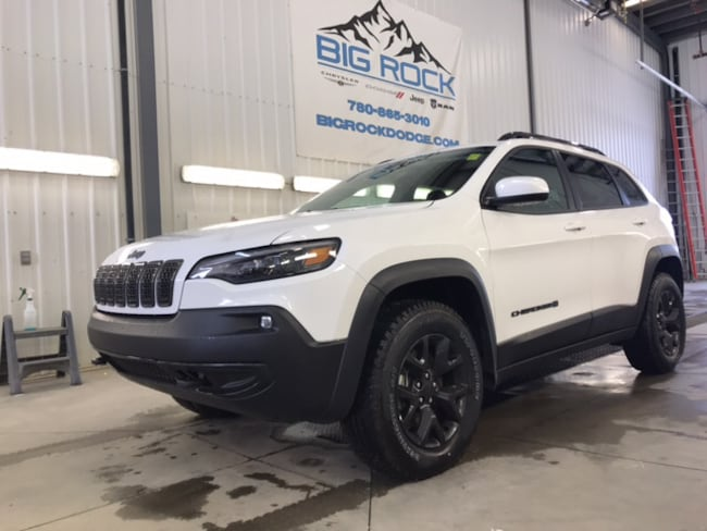 New 2019 Jeep New Cherokee Sport SUV For Sale/Lease Honton, AB