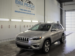 New 2021 Jeep Cherokee Limited 4x4 for Sale in Hinton