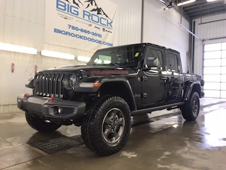 New 2020 Jeep Gladiator Rubicon Truck Crew Cab for Sale in Hinton