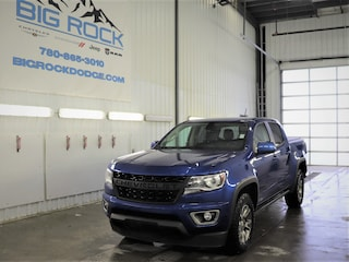 Used 2019 Chevrolet Colorado Z71 4x4 Crew Cab 5 ft. box 128.3 in. WB for Sale in Hinton