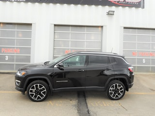 2018 Jeep Compass Limited SUV 3C4NJDCBXJT493178
