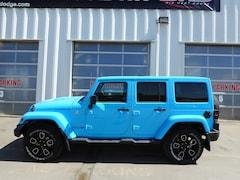 2018 Jeep Wrangler JK UNLIMITED SAHARA| ALTITUDE| TOW| ALPINE SOUND| NAV SUV