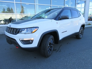 New 2020 Jeep Compass Trailhawk SUV for sale in Campbell River, BC