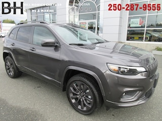 New 2020 Jeep Cherokee High Altitude SUV for sale in Campbell River, BC