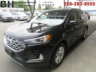 Used 2019 Ford Edge SEL SUV for sale in Campbell River, BC
