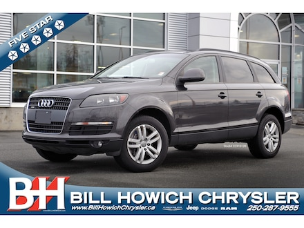 Featured Used 2007 Audi Q7 3.6 (A6) SUV for sale in Campbell River, BC