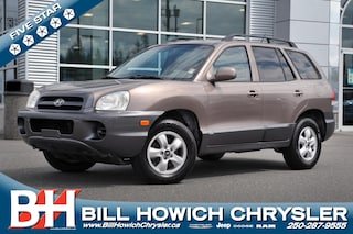 Clearance 2005 Hyundai Santa Fe GL V6 SUV for sale in Campbell River, BC