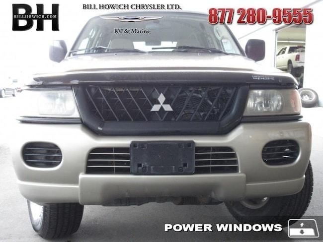 Used 2003 Mitsubishi Montero Sport For Sale at Bill Howich Chrysler Ltd  |  VIN: JA4MT21H33J600383