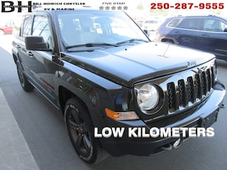Used 2017 Jeep Patriot North SUV for sale in Campbell River, BC