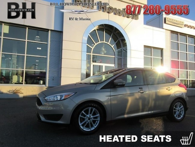 2015 Ford Focus SE - Air - Tilt - Cruise - $86.14 B/W Hatchback