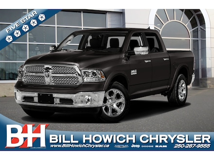 Featured 2017 Ram 1500 Laramie Truck Crew Cab for sale in Campbell River, BC