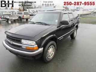 Clearance 2001 Chevrolet Blazer Base SUV for sale in Campbell River, BC