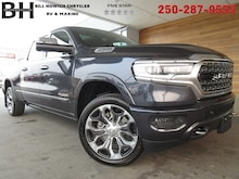 2019 Ram All-New 1500 Limited - Sunroof - $417.32 B/W Truck Crew Cab
