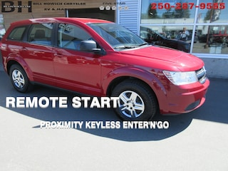 Used 2017 Dodge Journey SE SUV for sale in Campbell River, BC