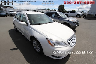 Clearance 2011 Chrysler 200 Touring Sedan for sale in Campbell River, BC