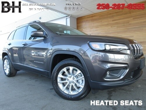 Featured New 2019 Jeep New Cherokee North 4x4 - $197.64 B/W SUV for sale in Campbell River, BC