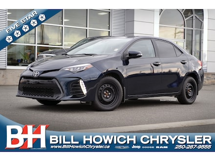 Featured Used 2017 Toyota Corolla Sedan for sale in Campbell River, BC