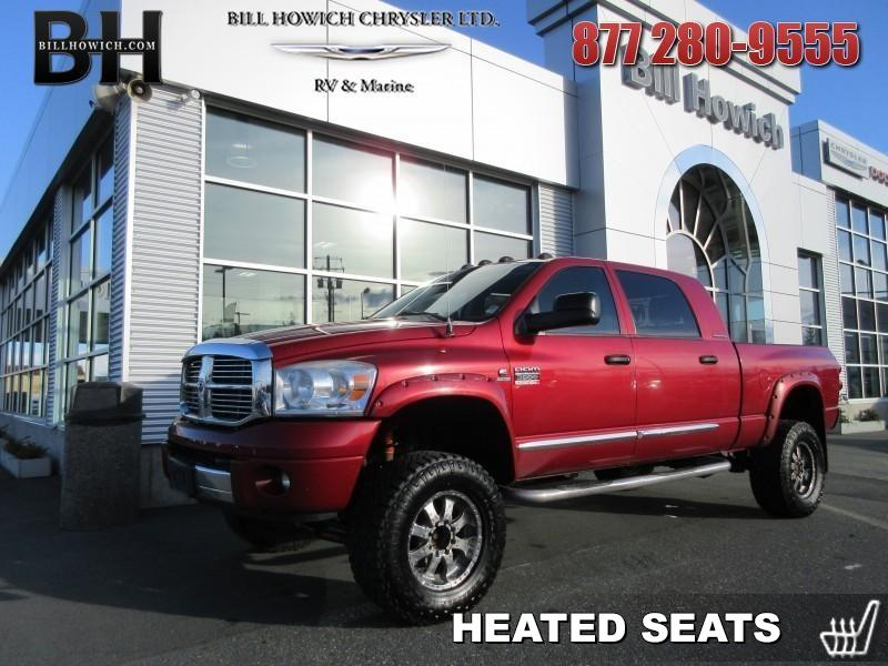 Featured Used 2007 Dodge Ram 3500 Laramie Truck Mega Cab for sale in Campbell River, BC