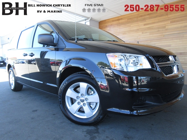 2018 Dodge Grand Caravan Canada Value Package - $152.00 B/W Van